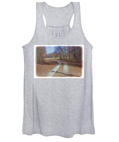 Take Me Home Country Road Women's Tank Top