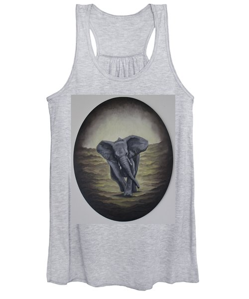 Taking Charge Women's Tank Top