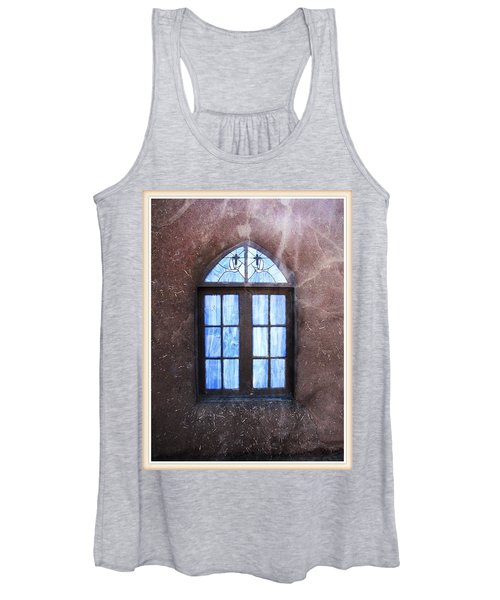 Taos, There's Something In The Light 4 Women's Tank Top