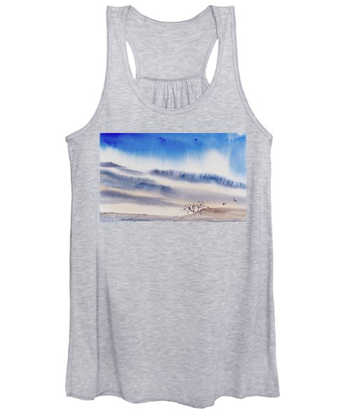 Tasmanian Skies Never Cease To Amaze And Delight. Women's Tank Top
