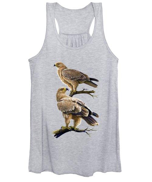 Tawny Eagles Women's Tank Top