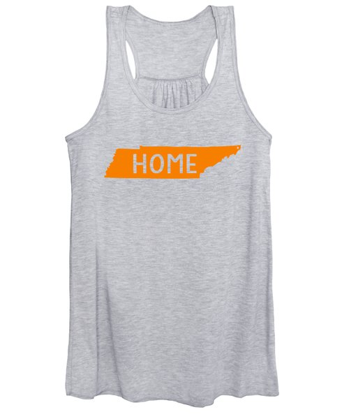 Tennessee Home Orange Women's Tank Top