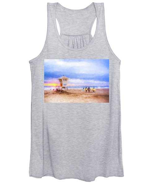 That Was Amazing Watercolor Women's Tank Top
