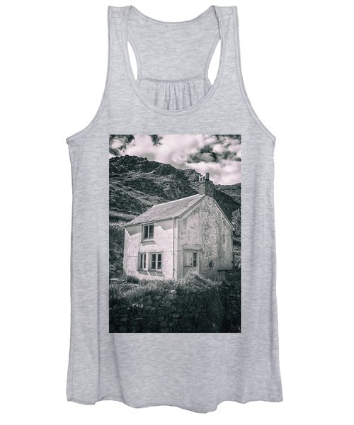 The Abandoned House Women's Tank Top