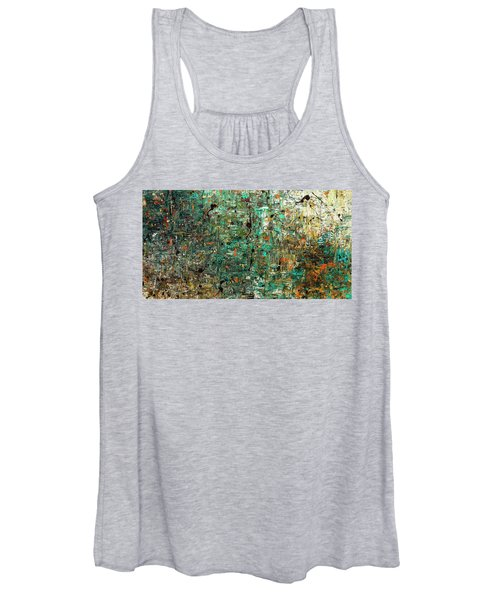 The Abstract Concept Women's Tank Top
