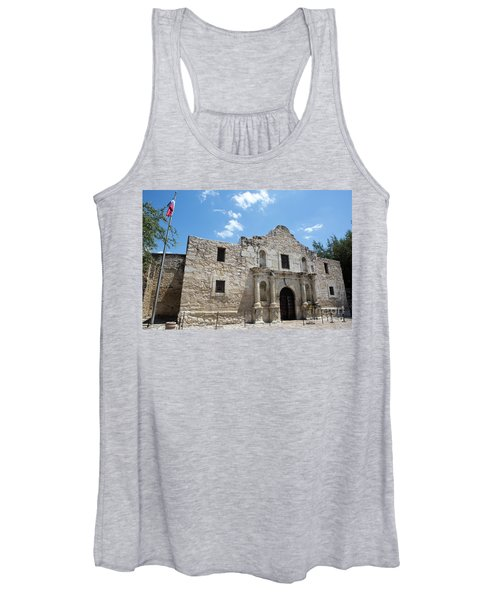 The Alamo Texas Women's Tank Top