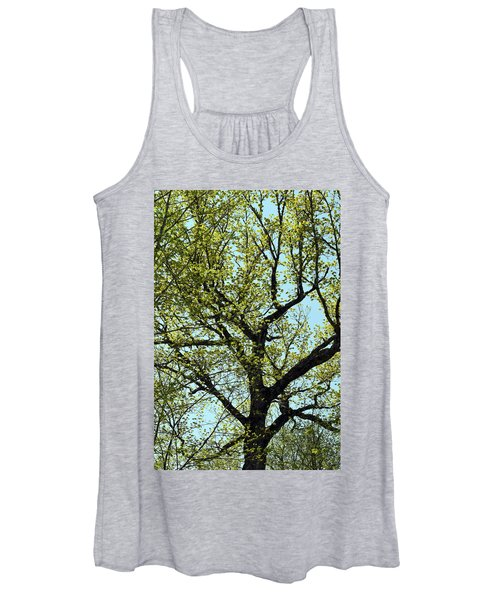 The All Over Tree Women's Tank Top