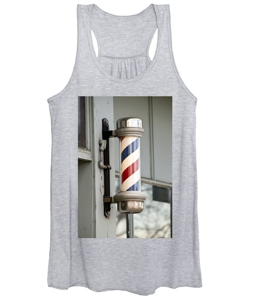 The Barber Shop 4 Women's Tank Top