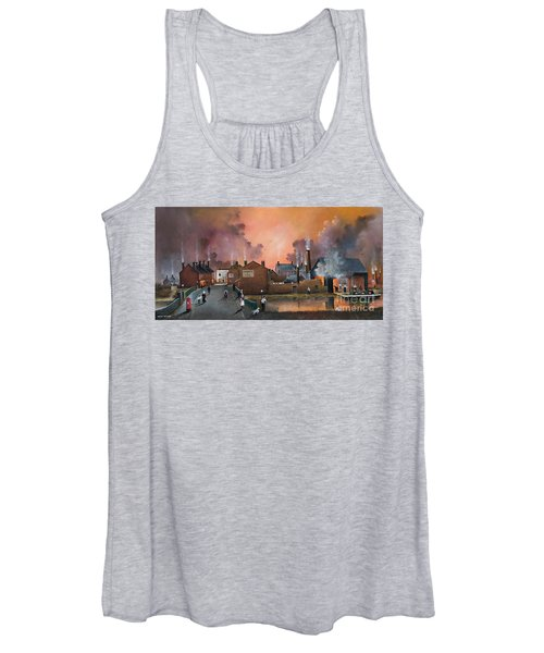 The Black Country Village Women's Tank Top