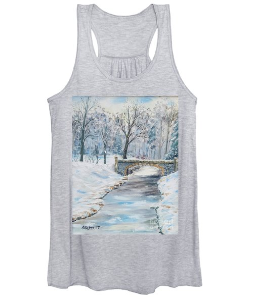 The Bridge Women's Tank Top