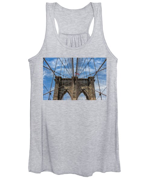 The Brooklyn Bridge Women's Tank Top