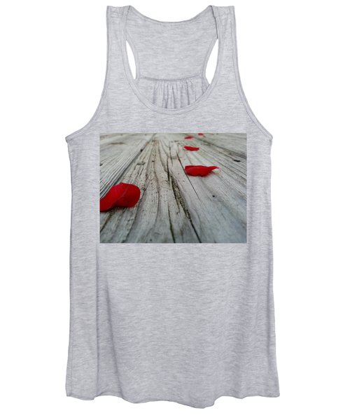 The Character Of Beauty Women's Tank Top