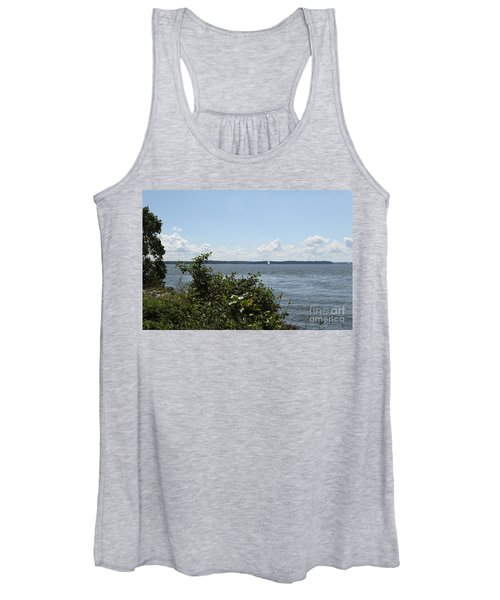 The Chesapeake From Turkey Point Women's Tank Top