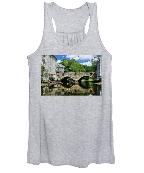 The Choate Bridge Women's Tank Top