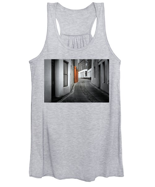The Clear Target Women's Tank Top