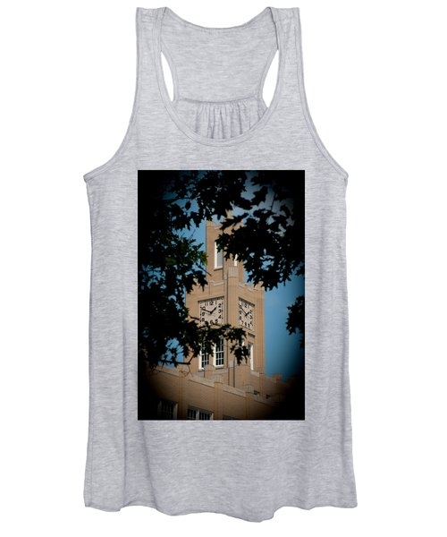 The Clock Tower Women's Tank Top
