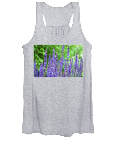 The Color Purple - Longwood Gardens Women's Tank Top