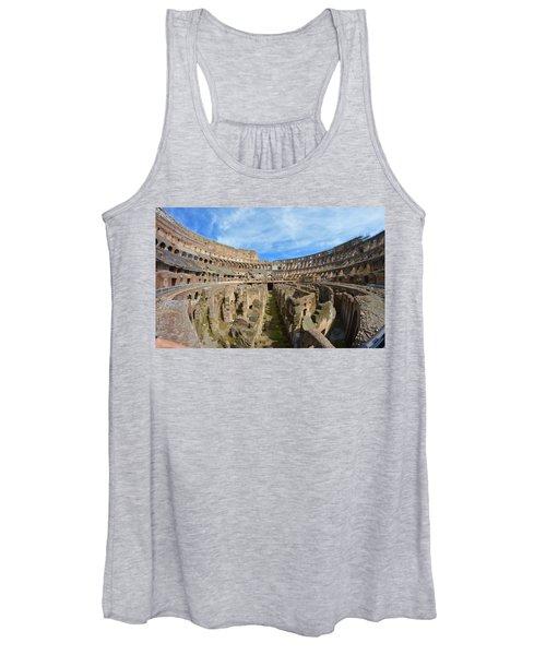 The Colosseum Women's Tank Top