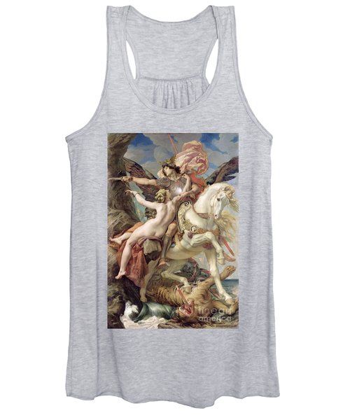 The Deliverance Women's Tank Top