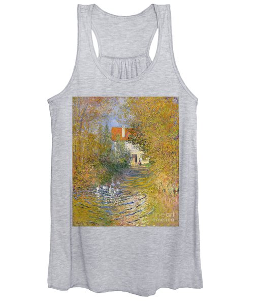 The Duck Pond Women's Tank Top
