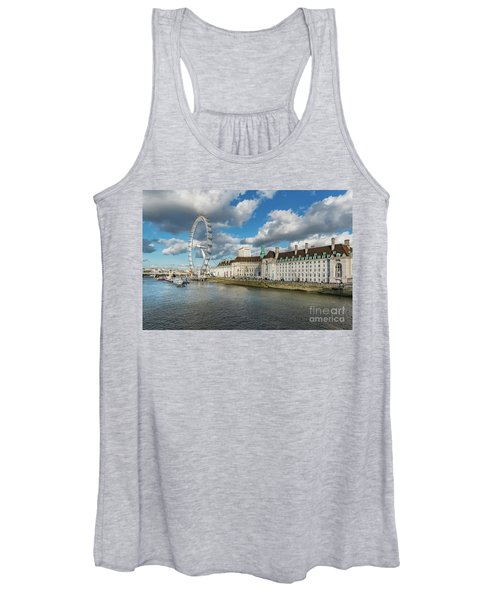 The Eye London Women's Tank Top