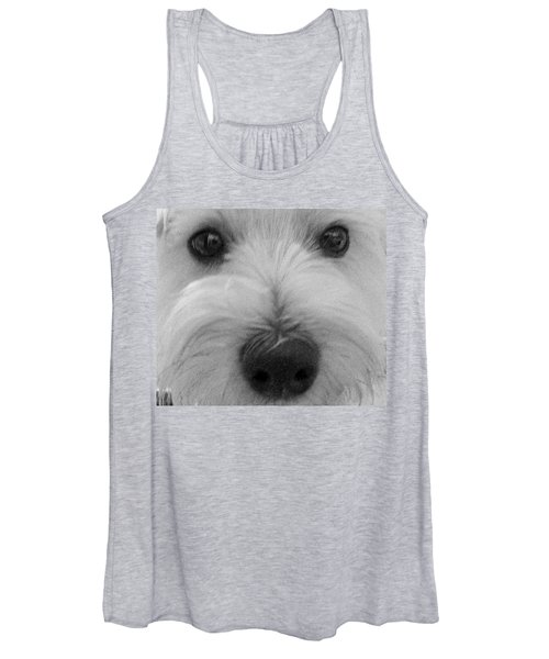 The Eyes Have It Women's Tank Top