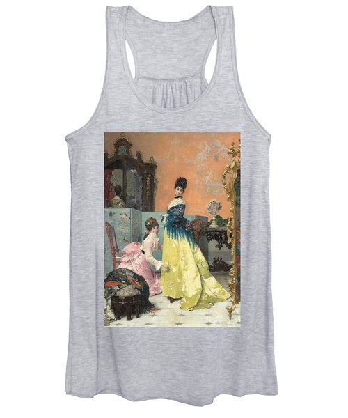 The Fitting Women's Tank Top