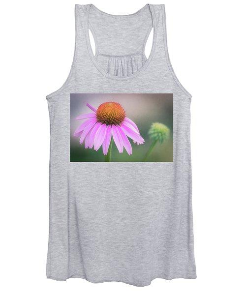 The Flower At Mattamuskeet Women's Tank Top