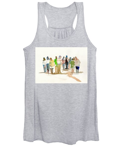 The Gathering Women's Tank Top