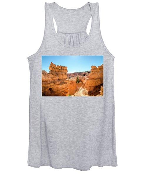 The Glowing Canyon Women's Tank Top