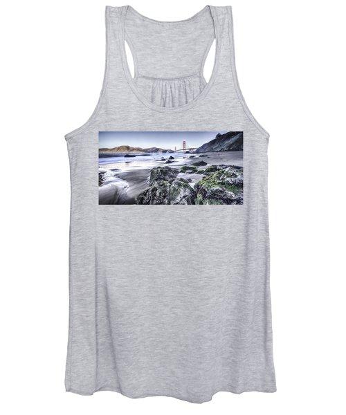 The Golden Gate Bridge Women's Tank Top