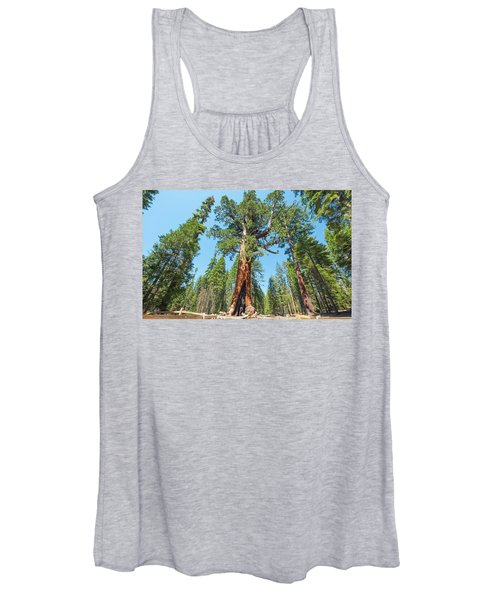 The Grizzly Giant- Women's Tank Top