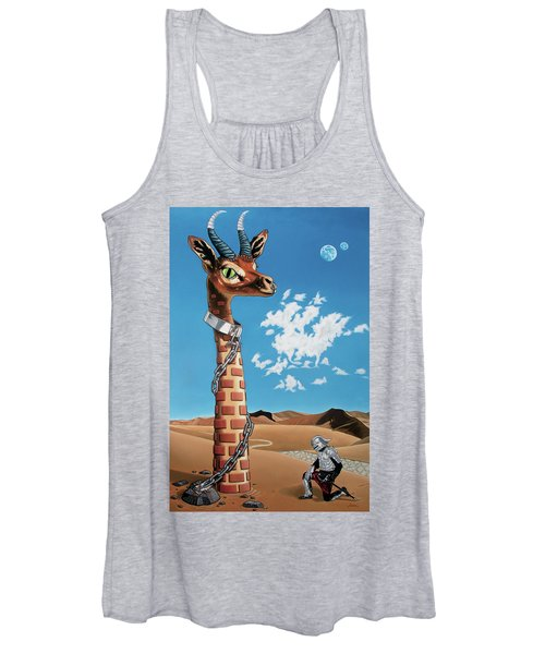 The Guardian Women's Tank Top
