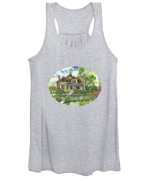 The House On Spring Lane Women's Tank Top