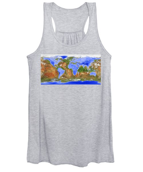 The Inverted World Women's Tank Top