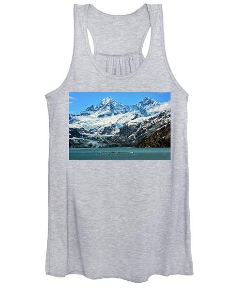 The John Hopkins Glacier Women's Tank Top