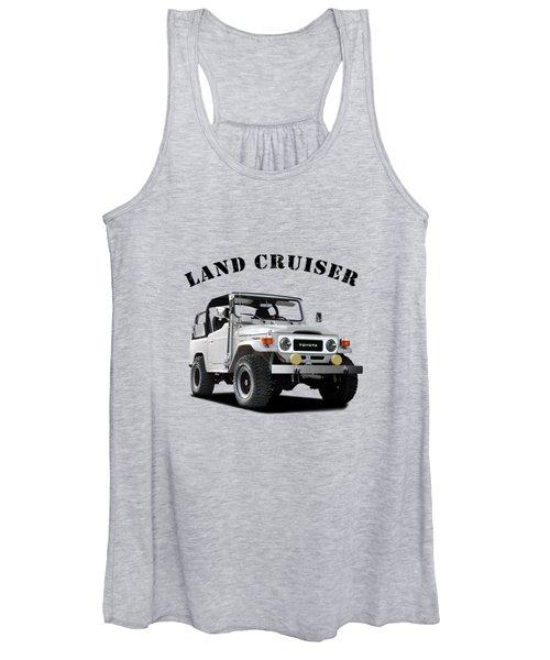 The Land Cruiser Women's Tank Top