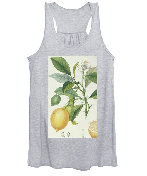 The Lemon Tree Women's Tank Top