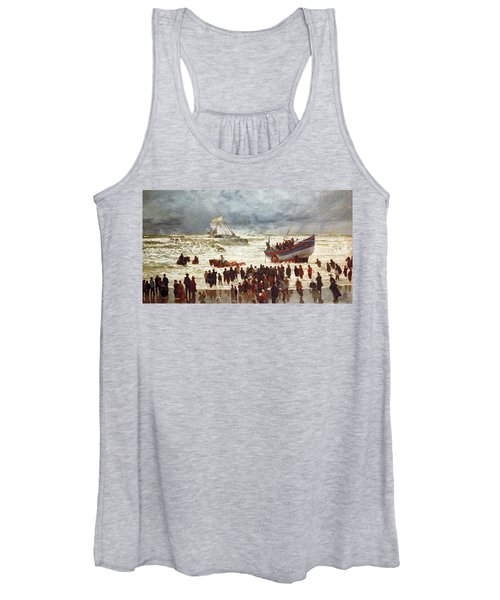 The Lifeboat Women's Tank Top