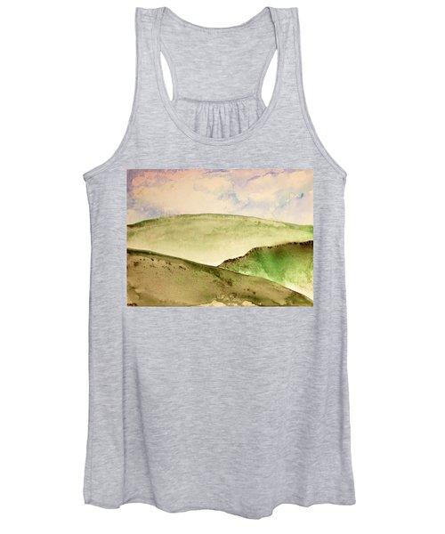The Little Hills Rejoice Women's Tank Top