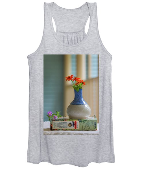 The Little Vase Women's Tank Top