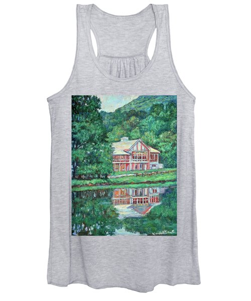 The Lodge At Peaks Of Otter Women's Tank Top
