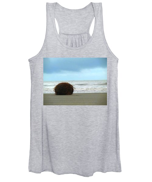 The Lonely Coconut Women's Tank Top