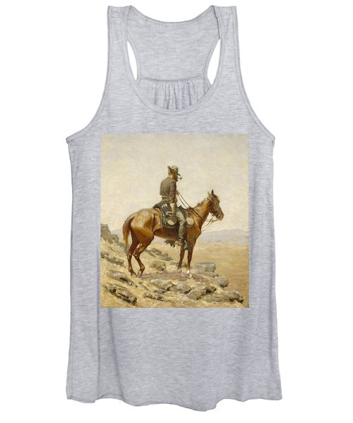 The Lookout Women's Tank Top