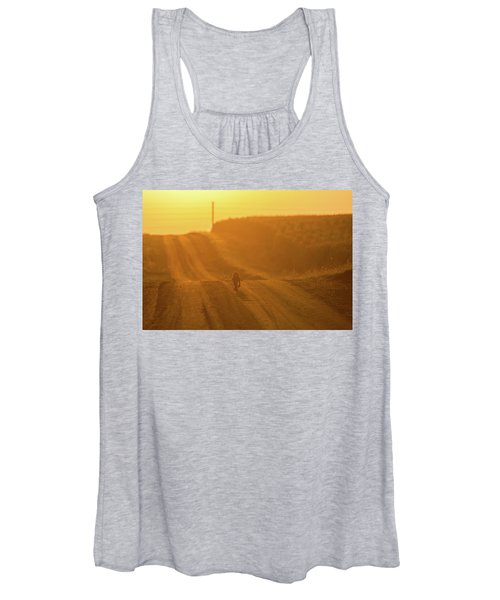 The Lost Puppy Women's Tank Top