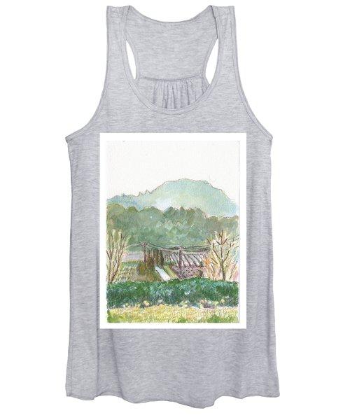 The Luberon Valley Women's Tank Top