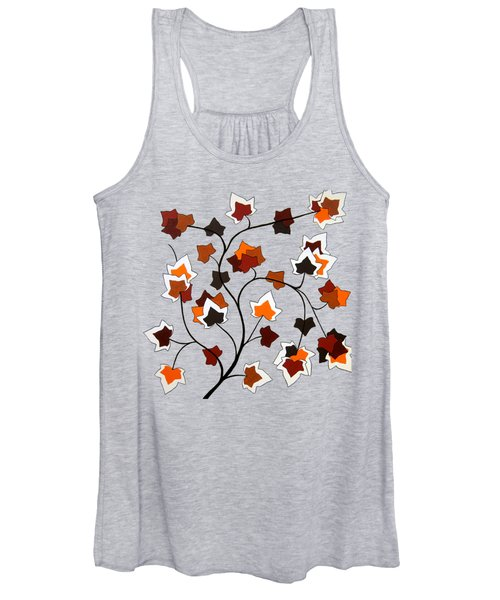 The Magnolia House Rules Remix Women's Tank Top