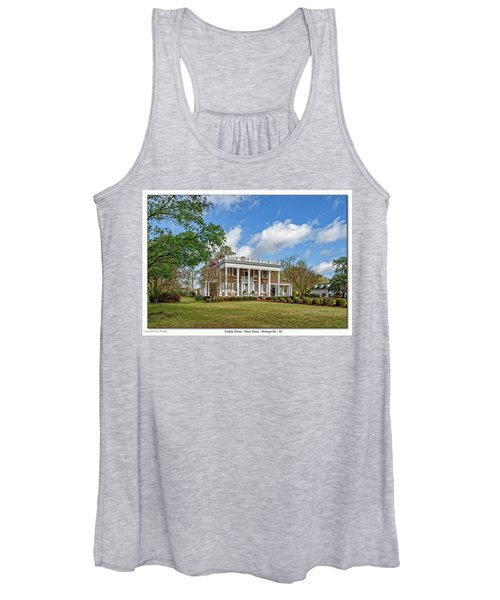The Manor Women's Tank Top