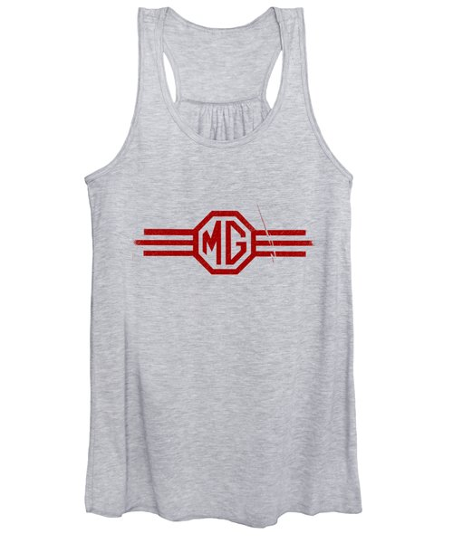 The Mg Sign Women's Tank Top