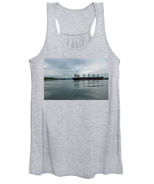 The Mighty Columbia Women's Tank Top